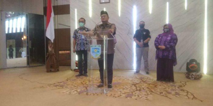 Wakil Wali Kota Jambi, Maulana (ist)