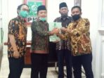 DPP PKB serahkan rekomendasi dukungan ke pasangan Al Haris-Sani (ist)