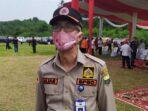 Plt Kepala BPBD Muaro Jambi, Alias, SH,MH.(Foto:Raden Hasan Efendi)