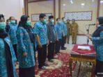 FKKS Kabupaten Muaro Jambi dikukuhkan Bupati Masnah