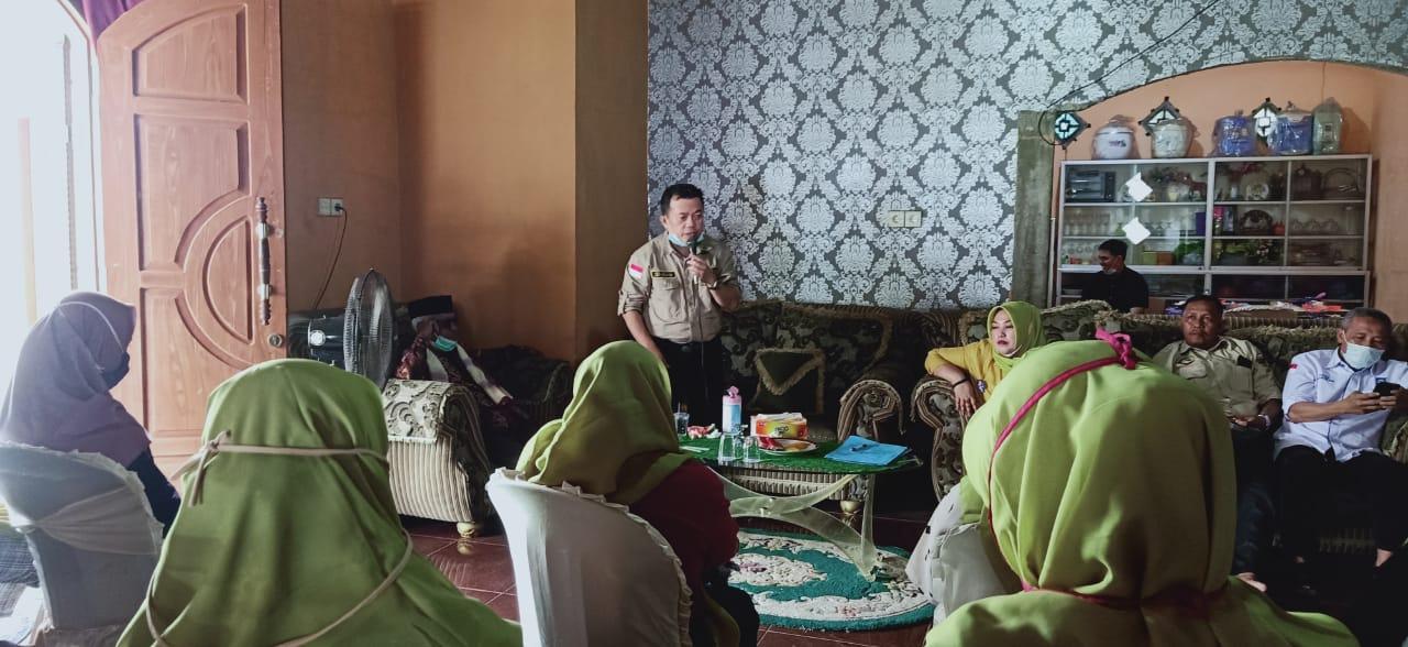 Al Haris silaturahmi dengan tim perempuan pendukung haris - sani Muaro Jambi