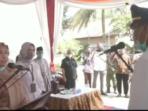 Bupati Masnah Lantik Penjabat Kades Bukit Baling