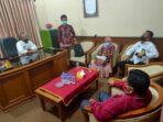 DPRD Muaro Jambi sharing dengan DPRD Bungo.