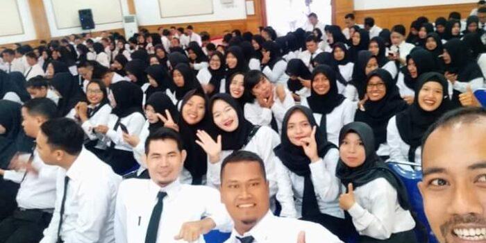 Foto penerimaan SK PNS di Lingkungan Pemkab Muaro Jambi.(ist)