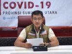 Juru Bicara (Jubir) Satuan Tugas (Satgas) Penanganan Covid-19 Sumut, Whiko Irwan.