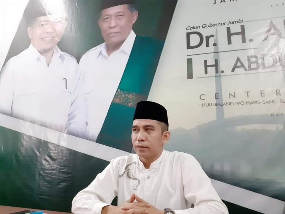 Direktur Center Haris-Sani, Hasan Mabruri.