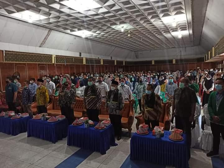 Acara Pembukaan Kerinci Education Roadshow IMKS di Gedung Nasional.(ist)