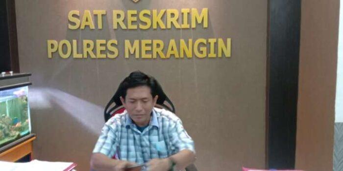 Kasat Reskrim AKP Firdon Marpaung