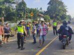 peristiwa laka lantas di Desa Bukit Baling Muaro Jambi.