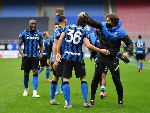 Inter Milan Scudetto