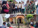 Ketua DPRD Sungai Penuh tinjau persiapan PSU Pilgub Jambi di TPS Dujung Sakti.