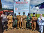 Deklarasi Bersama Penanganan Covid-19 di Desa Koto Tuo