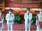 Wali Kota dan Wakil Wali Kota Sungai Penuh Dilantik