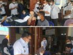 Wali Kota Sungai Penuh saat memantau pelaksanaan pelayanan keliling.
