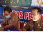 Pj Sekda Kerinci Asraf umumkan pelaksanaan PPKM level 3 untuk wilayah Kerinci.