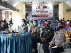 Wako Ahmadi - Wawako Antos Ikuti Arahan Panglima TNI & Kapolri terkait penanganan Covid-19 di Provinsi Jambi.
