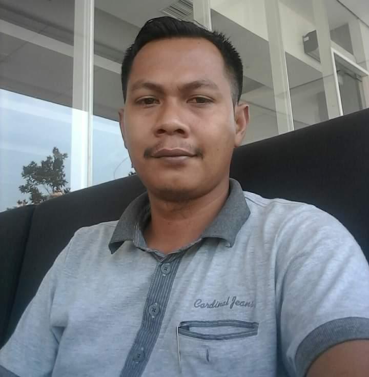 Kepala Desa Markanding, Kecamatan Bahar Utara, M.Adam