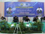 Program Studi Jurnalistik Islam saat mengikuti asesmen lapangan di Gedung Dekanat lantai II Fakultas Dakwah.