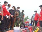 Giat Apel siaga Karhutla tahun 2021 Kabupaten Batanghari.