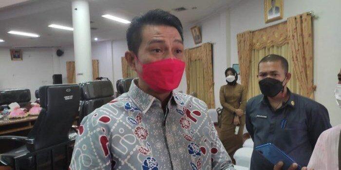 Bupati Batanghari M.Fadhil Arief.